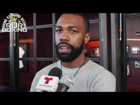 Gary Russell Jr. Interview at MGM National Harbor