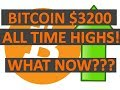 Bitcoin New All Time Highs & Market Predictions/Review 2017-08-05