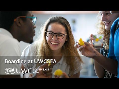 Boarding life at UWCSEA in Singapore