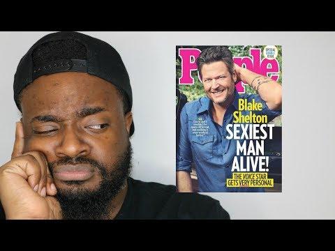 Blake Shelton? Nicki Minaj Paper Magazine, Evelyn Braxton on Tamar & Vince