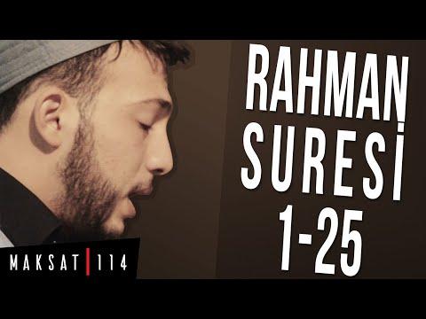 İçinizi Titretecek Tilavet 2 - Rahman Suresi (Mealli)