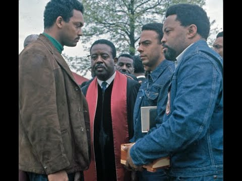 Hosea Williams talks Dr  King and SELLOUTS