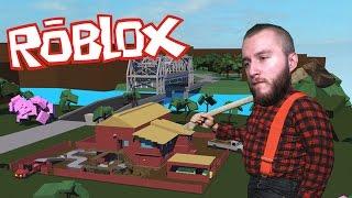 Roblox Po Polsku - Lumber Tycoon 2 #2 /Plaga || Diabeuu