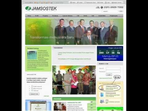 Cek Saldo Jamsostek Via Web