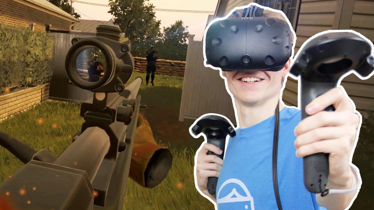 VIRTUAL REALITY BIRTHDAY SPECIAL!  | Onward VR (HTC Vive Gameplay)