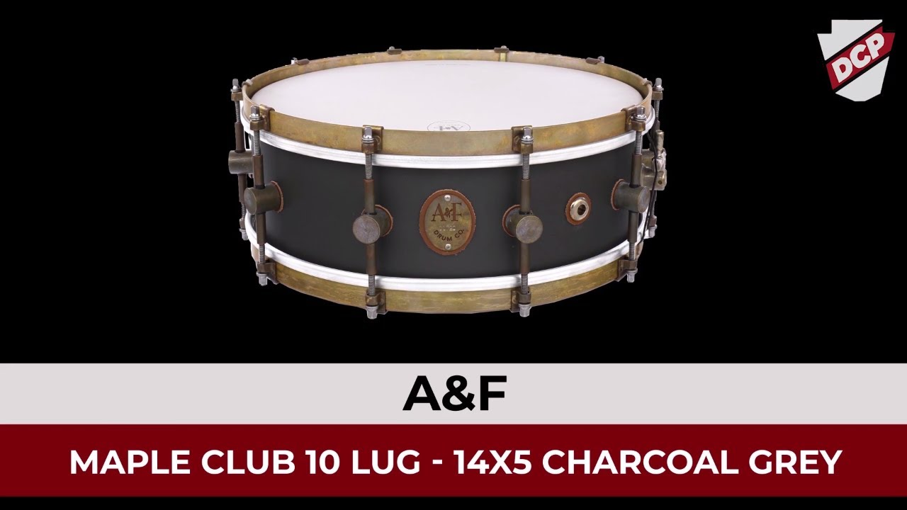 Gretsch USA Custom Drum Shell 6 Ply Snare 5  x 14 Maple Unfinished Raw