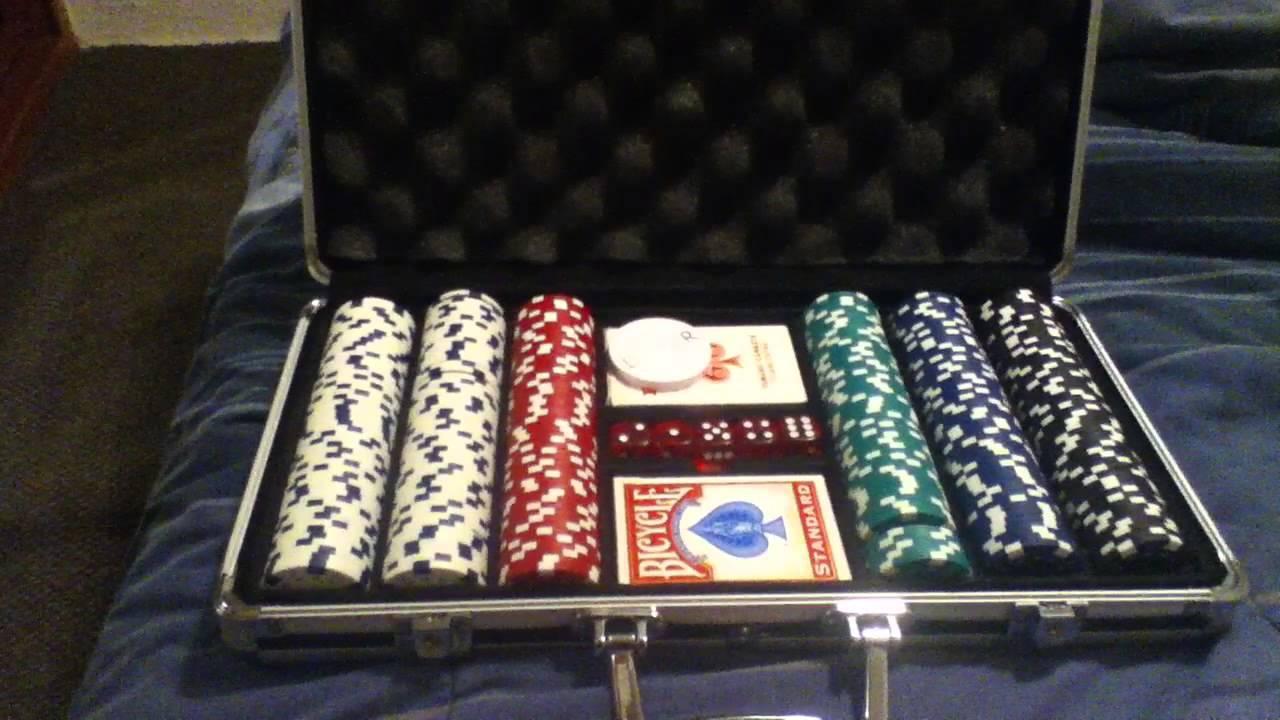 espn 300 poker chip set review - Poker Sets