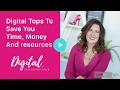 Digital Tops To Save You Time, Money And resources