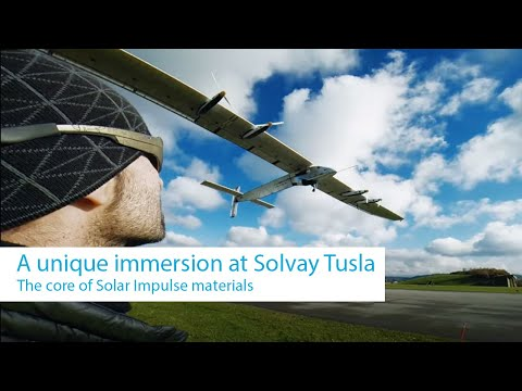 Tulsa industrial site: at the core of Solar Impulse materials