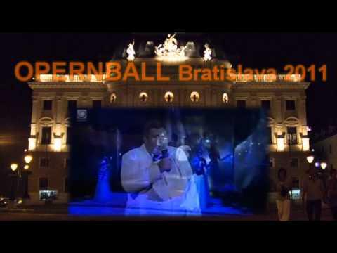 Maroš Bango Ples v opere - HALELUJAH