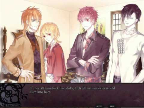 [Nameless] Cleaning Up - All Bad Endings