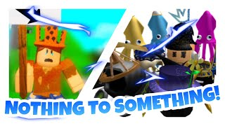 I CANT WIN! NOTHING TO SOMETHING EP.1 | Roblox Case Clicker