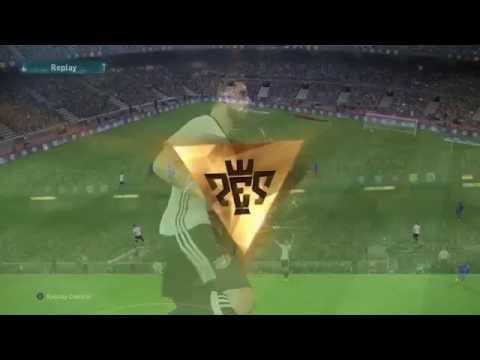Pro Evolution Soccer 2017 DEMO SAMI KHEDIRA GERMANY VS FRANCE