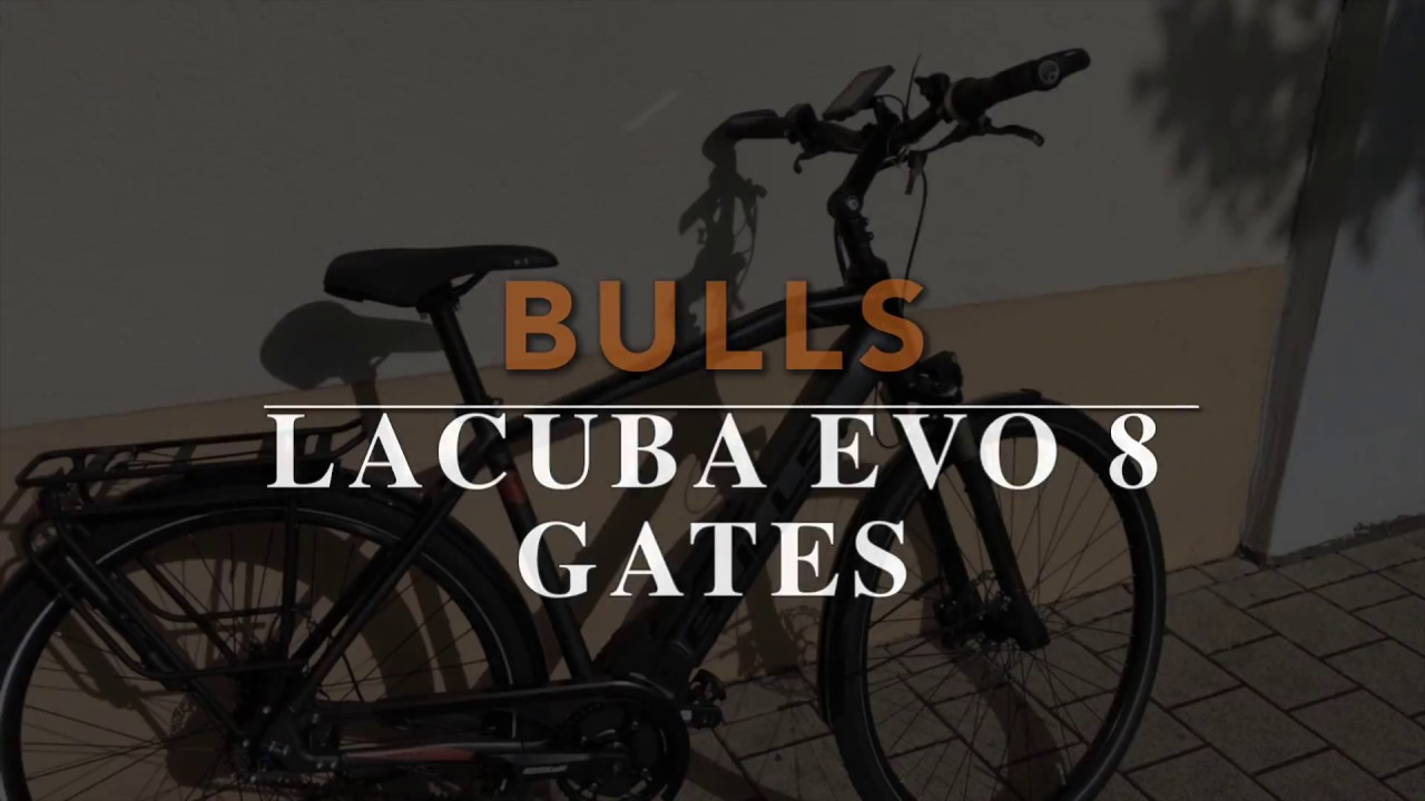 bulls lacuba evo 8 brose 2017 herren e bike youtube. Black Bedroom Furniture Sets. Home Design Ideas