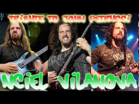 Nciel Vilanova - Tribute To John Petrucci