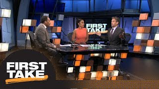 Stephen A., Max react to Dez Bryant's recent tweets ripping Cowboys | First Take | ESPN