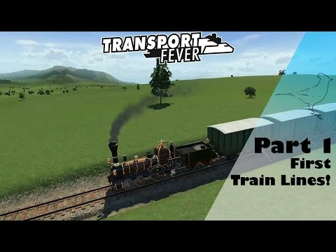Transport Fever EU Free Play - Part 1