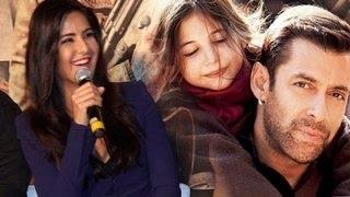 Katrina Kaif REACTS on Bajrangi Bhaijaans SUCCESS | UNCENSORED VIDEO