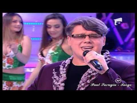 """PAUL SURUGIU - FUEGO: """"Esti visul meu"""" (""""Chef de ras"""", Antena 1, 1 mai 2016)"""