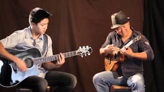 Heart & Soul - Hawaii Five-O Instrumental (HiSessions.com Acoustic Live)