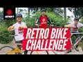 Retro Mountain Bike Challenge! | GMBN Retro Week