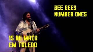 BEE GEES NUMBER ONES, DIA 15 DE MAIO NO TEATRO MUNICIPAL DE TOLEDO