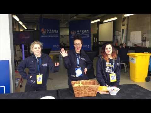 Wellington Open Day 2015 | Massey University