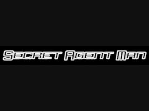 Secret Agent Man Lyrics