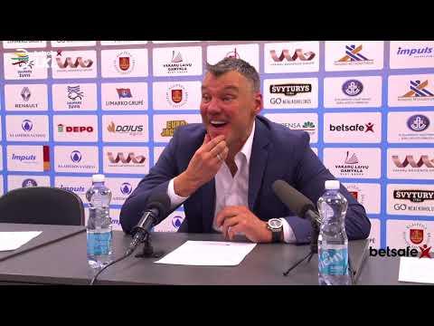 """""""Betsafe-LKL"""" rungtynių komentarai: """"Neptūnas"""" – """"Žalgiris"""" [2018-01-21]"""