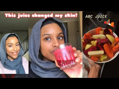 I Drink ABC Juice Everyday And This Is What Happened + Recipe