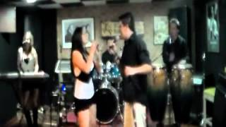 bacue kimbara latin band