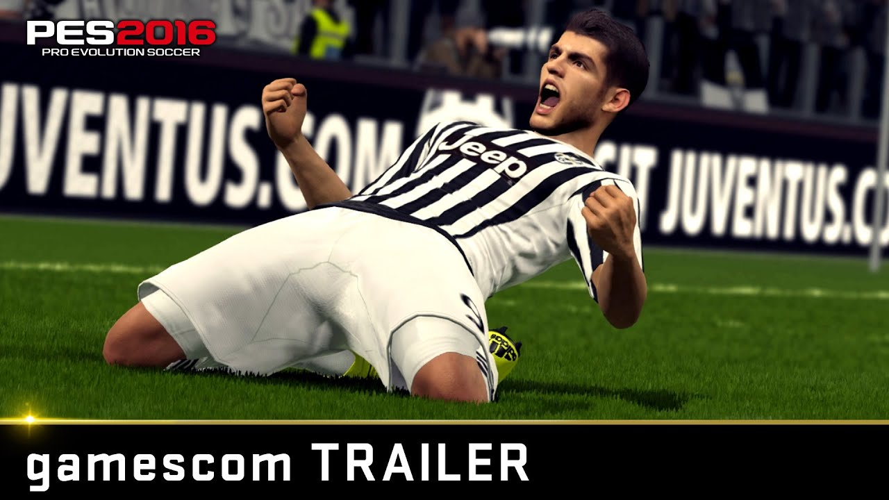 [Official] PES 2016 Gameplay Trailer: GC 2015