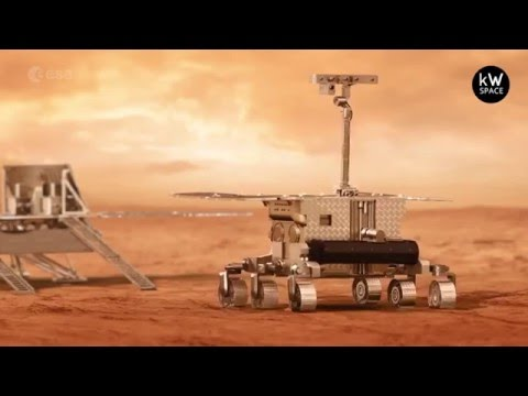 ExoMars - The Road to Mars Exploration