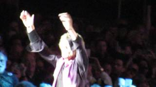 The Rolling Stones Tumbling Dice at Petco Park San Diego 2015