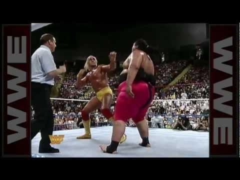WrestleMania IX and The Hulkster's Stolen Moment Nerdo