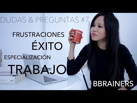 Dudas Derecho #7 -  Éxito, Trabajo, Especialización, México, BBbrainers...