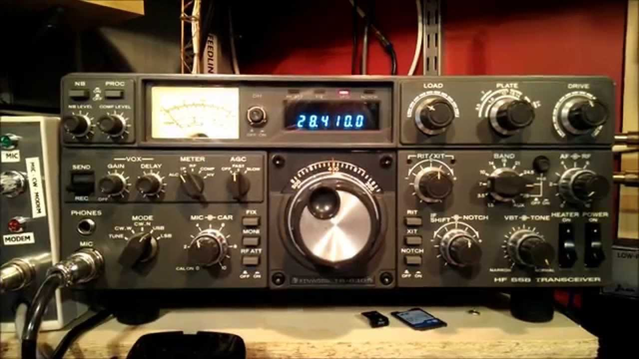 Kenwood Ts-830 Overview And Tune Up
