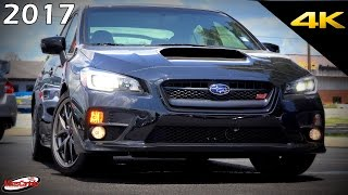 2017 Subaru WRX STI Limited - Ultimate In-Depth Look In 4K