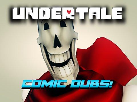 Undertale: Sans and Papyrus [Comic Dubs]