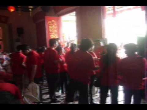 Derma Sosial Sembahyang King Hoo Ping di BoenBio Surabaya 2014