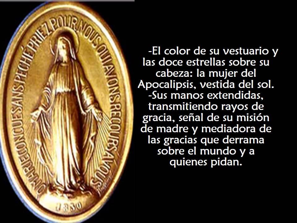 Cancion A La Virgen Milagrosa Tus Hijos Cantamos Nueva By Corazón De Paul Tv