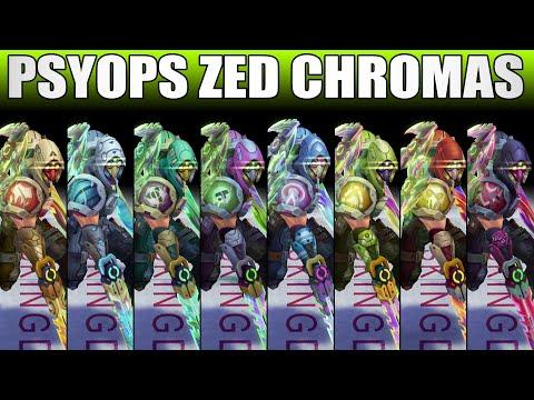 PsyOps Zed Chroma 2020