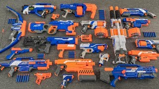 Nerf Elite | Series Overview & Top Picks