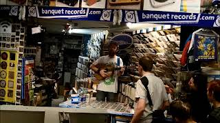 Beans On Toast - Major Oak - at Banquet Records