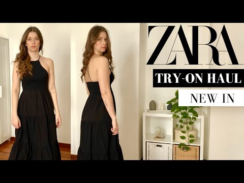 ZARA HAUL ESTATE 2021 | TRY ON HAUL | IDEE OUTFIT