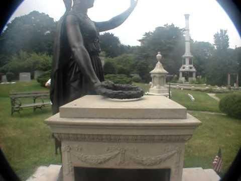 Greenwood Cemetery - Civil War Memorial
