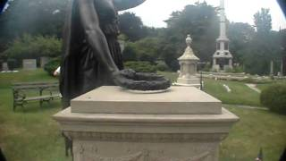 Greenwood Cemetery - Civil War Memorial