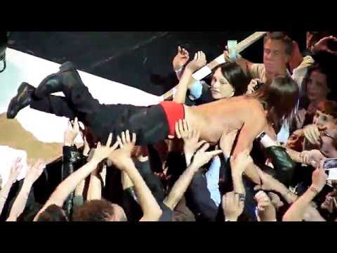 IGGY POP - FUNTIME @Paris 05-14-2016 mp3