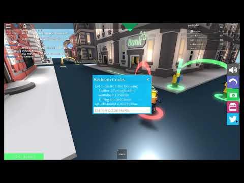 All ROBLOX Cash Grab Simulator Codes 2019 - YouTube