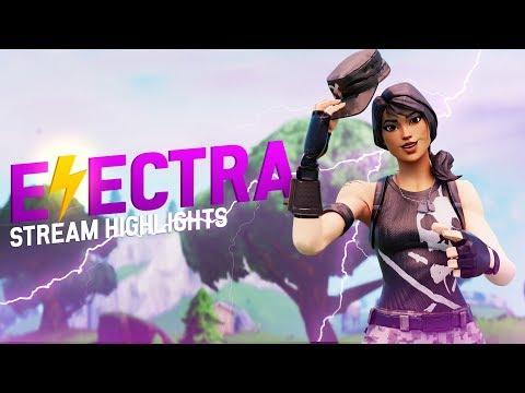 Electra - Stream Highlights #10 (Fortnite Battle Royale)